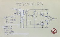 Muller Motor driver schematic diagram